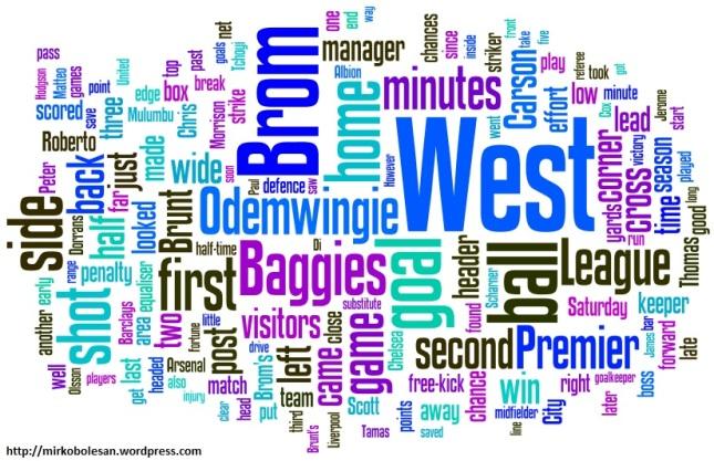 Premier League 2010/2011 Season Review: West Bromwich Albion