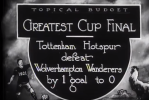 Noel George's 1921 FA Cup Finaljersey