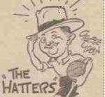 1930s Football club nickname cartoons by GeorgeGreen