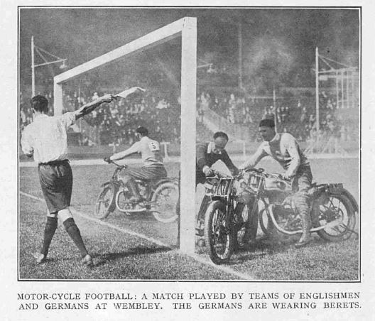 England vs Germany - March 1930
