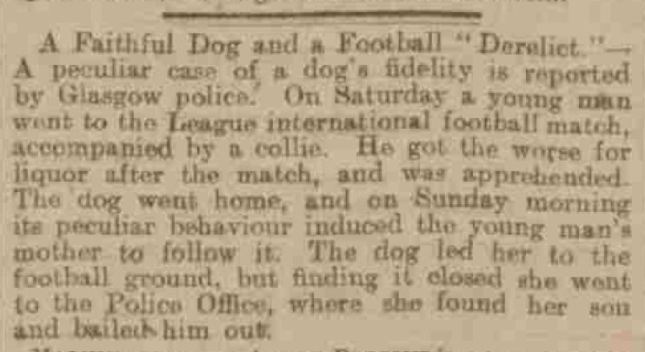 Dundee Courier, 4th April 1899